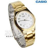 CASIO卡西歐 MTP-1130N-7B 公司貨 經典簡約時尚精緻紳士腕錶 男錶 防水手錶 金x白 MTP-1130N-7BRDF