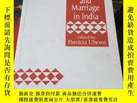 二手書博民逛書店family罕見kinship and marriage in