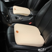 坐墊 汽車坐墊增高加厚記憶棉駕駛座椅車坐墊子單個屁四季通用座墊