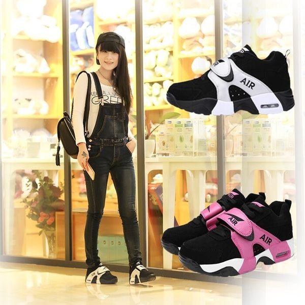 週年慶優惠-氣墊休閒運動鞋女春韓版學生女鞋跑步