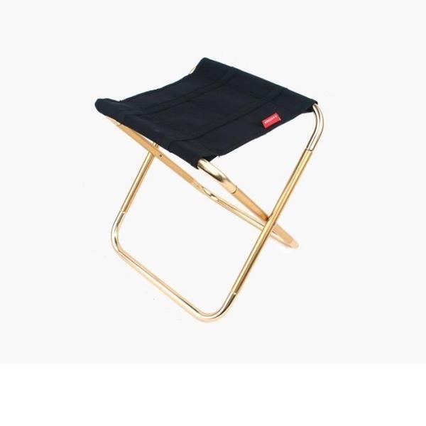 【南紡購物中心】May Shop【GT107091315】CLS輕量鋁合金摺疊凳子(加大款)