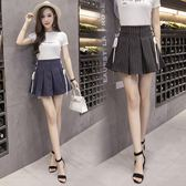 FINDSENSE G5 韓國時尚 條紋 短裙 女裝 裙子