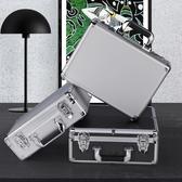 密碼箱密碼小盒子帶鎖的收納盒迷你保險箱重要證件收納盒放錢盒帶鎖家用LX 非凡小鋪