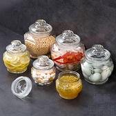 玻璃儲物罐雜糧密封罐廚房泡菜壇子收納罐蜂蜜瓶【極簡生活】