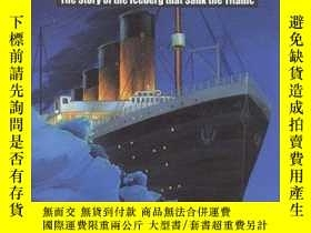 二手書博民逛書店Voyage罕見of the Iceberg: The Story of the Iceberg that San