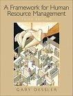 二手書博民逛書店 《A Framework for Human Resource Management》 R2Y ISBN:0131440926│Dessler