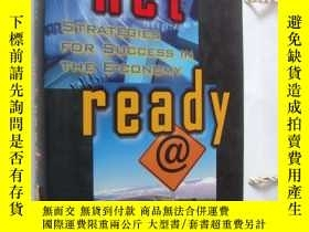 二手書博民逛書店Net罕見Ready strategies for succes