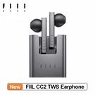 FIIL CC2 真無線藍牙耳機│德國設計/藍牙5.2/ENC雙麥克風通話降噪/觸控操作/32小時高續航