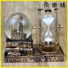 【快樂購】聖誕禮物 圣誕節禮物畢業創意沙漏擺件水晶球