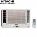 ~安裝費另計~日立冷暖變頻雙吹式窗型冷氣適用4~6坪 RA-36NV