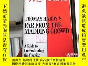 二手書博民逛書店Hardy s罕見Far from the madding cr