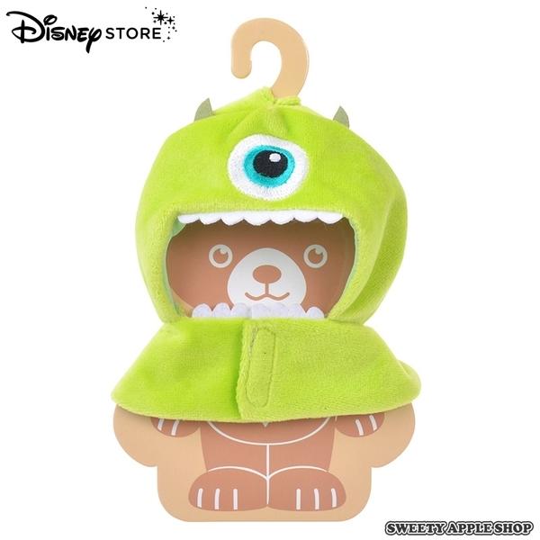 日本限定 Disney Store 迪士尼 大學熊系列 怪獸大學  大眼怪 吊飾玩偶專用 衣物配件