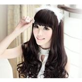 假髮(長髮)-韓風時尚成熟優雅女假髮2色73ek35[時尚巴黎]