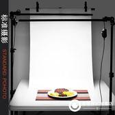 小型柔光led攝影燈箱攝影棚套裝產品拍攝拍照道具補光燈
