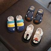 純寶寶手工布鞋女春秋季千層底童鞋男嬰兒家居學步鞋1-3歲 小巨蛋之家