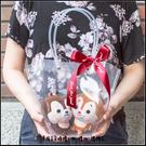 情侶娃娃-奇奇及蒂蒂娃娃掛飾禮物包(附贈小卡)-適用生日 情人節 畢業 聖誕禮物 送女友 閨蜜禮