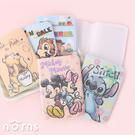 迪士尼PVC護照套- Norns 正版授權 旅行收納套 護照夾 證件套