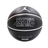Nike 籃球 Jordan Hyper Grip 4P 球 黑 白 飛人 喬丹 室外 NBA【PUMP306】 J000184409-207