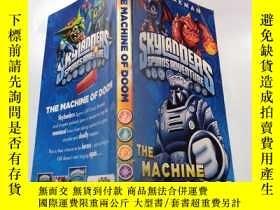 二手書博民逛書店the罕見machine of doom: 末日機器Y212829