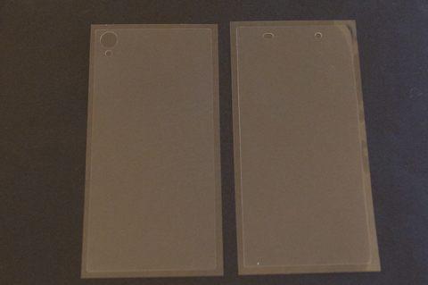 晶鑽手機螢幕保護貼 Sony Xperia Z1(C6902) 濾藍光 兩膜