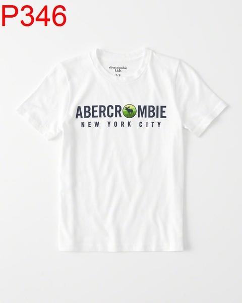 AF Abercrombie & Fitch A&F A & F KIDS 男 小孩款 當季最新現貨 T-SHIRT 小a P346