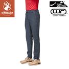 【Wildland 荒野 男 彈性抗UV長褲《深灰藍》】0A81338/防曬褲/運動褲/休閒褲/跑步