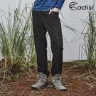 【下殺↘1290】ADISI 男雙層抗風撥水保暖褲 AP1821139 (S-2XL) / 城市綠洲 (防潑水、雙層保暖、刷毛)