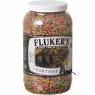 Fluker 美國【陸龜飼料補充包 1Kg (大粒)】鈣、纖維、花果 營養均衡 魚事職人