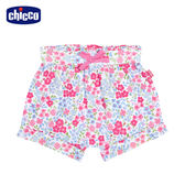 chicco-To Be Baby-抽摺反折短褲-碎花