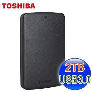 [NOVA成功3C] TOSHIBA 東芝 Canvio BASICS 2TB 黑靚潮 II USB3.0 2.5吋行動硬碟 喔!看呢來