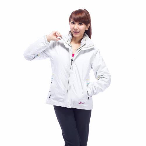 【JORDON 】暖度升級 女款GORE TEX+ 鵝絨二合一外套 1108