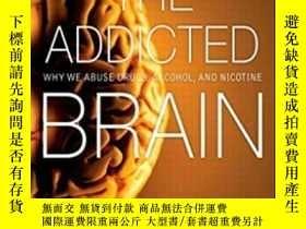 二手書博民逛書店The罕見Addicted BrainY255174 Micha