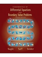 二手書博民逛書店《Fundamentals of Differential Equations and Boundary Value Problems》 R2Y ISBN:0321188888