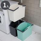 洗衣籃 收納籃 髒衣籃 分類籃【G0023】順手分類髒衣籃35L 收納專科