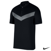 Nike Golf Tiger Woods 男 運動短袖立領 黑 BV0502-010