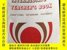 二手書博民逛書店KERNEL罕見LESSONS INTERMEDIATE TEACHRS BOOK(核心英語-教師用書)Y25