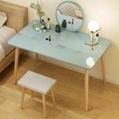 梳妝台 北歐梳妝臺臥室小戶型簡約現代網紅風化妝臺經濟型小化妝桌子 2021新款
