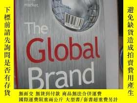 二手書博民逛書店The罕見Global Brand: How to Create