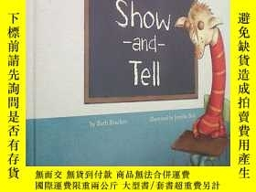 二手書博民逛書店Too罕見Shy for Show-and-Tell (Litt