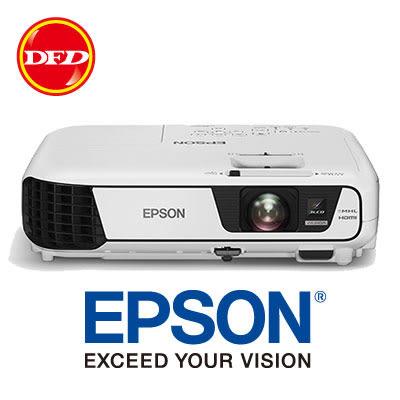 EPSON EB-X41 投影機 3,600流明 公司貨