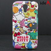 SANRIO Hello Kitty i9500 S IV S4 超薄磨砂保護背殼 硬殼 三星 Samsung 三麗鷗 凱蒂貓 非 iPhone5S