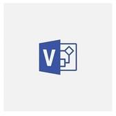 Office Visio 2019 專業版 ESD數位下載【視覺化的工作方式 輕鬆製作圖表】