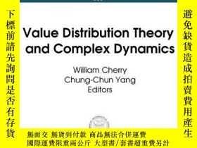 二手書博民逛書店罕見Value Distribution Theory and