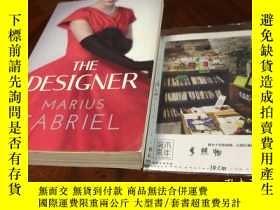 二手書博民逛書店【有水汙痕】英文原版罕見the designerY181828 Marius Gabriel Lake Uni