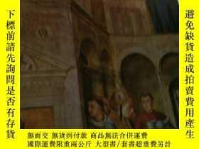 二手書博民逛書店MASTERPIECES罕見OF WESTERN ART銅板彩印