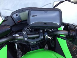 mini htc m8 e8 one max iphone 6 5s iphone5 KYMCO KTR 150 Fi 125 racing s MANY VJR光陽掀蓋皮套手機架機車衛星導航座