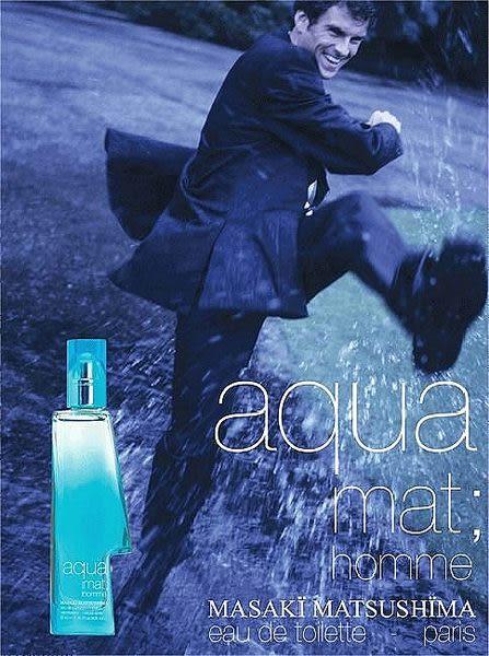 Masaki Aqua Mat;Homme 淨藍之水男性淡香水 40ml