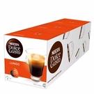 即期買五送一(共六盒) 雀巢 新型膠囊咖啡機專用 美式濃黑咖啡膠囊 (一條三盒入) 料號 12423708