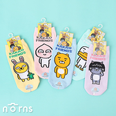 Kakao Friends直版襪- Norns 正版授權 台灣製造 棉襪 襪子 短襪 Ryan Apeach