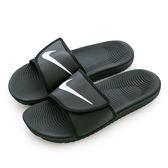 Nike 耐吉 KAWA ADJUST  運動拖鞋 834818001 男 舒適 運動 休閒 新款 流行 經典